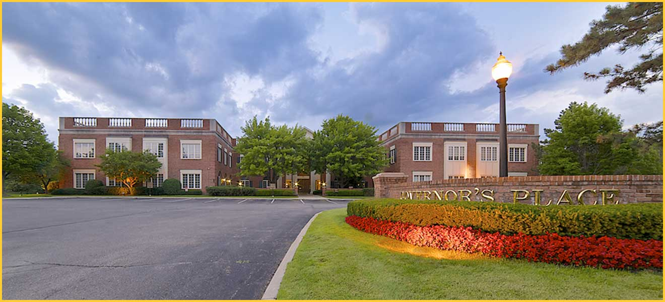 office space for lease in Governor's Place executive offices in Bloomfield Hills, MI