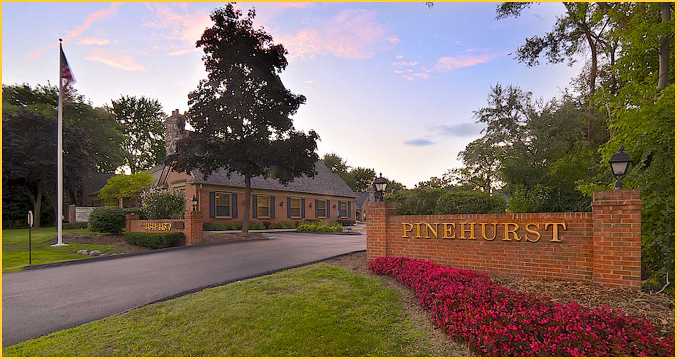 Pinehurst office space for lease in Plymouth, MI
